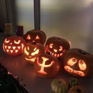 Psychology Pumpkins
