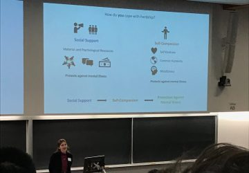 Congratulations to Maggie Coval for presenting at UBC's Multidisciplinary Undergraduate 3 Minute Thesis Competition as a Top 10 Finalist!